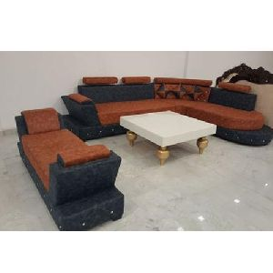 8 Seater L Shape Sofa