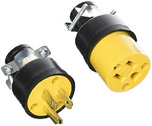 Male & Female Electrical Plug
