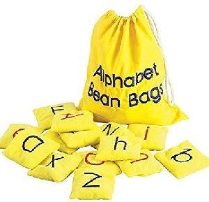 Alphabet Beanies