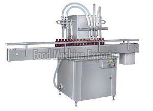 Bottle Fill Machine