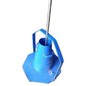 Cast Iron Slump Test Apparatus