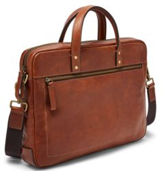 Stylish Leather Office Bag