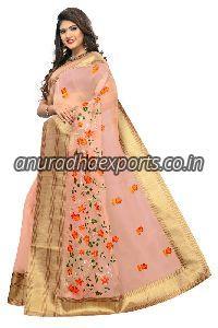 Printed Tissue Saree