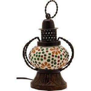 Ironwood Multi Coloured Lantern