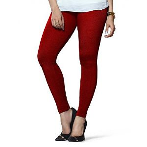 Lux Lyra Silk Ankle Length Legging