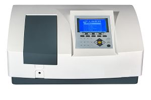 SI-335 Microprocessor Double Beam UV VIS Spectrophotometer