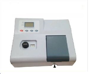 SI-327 Microprocessor Single Beam UV VIS Spectrophotometer