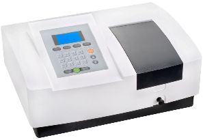 SI-329 Microprocessor Single Beam UV VIS Spectrophotometer
