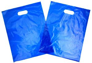 LDPE Die Cut Handle Bag