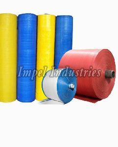Laminated HDPE Woven Fabric