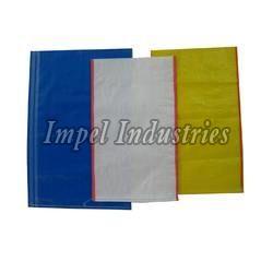 PP Multicolor Woven Bag