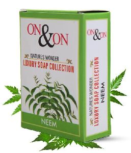 On & On Sandalwood Soap