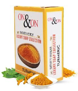 On & On Turmeric Soap