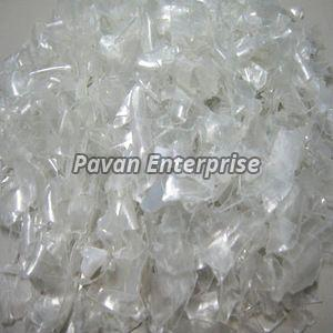 White Plastic Bottle Scrap