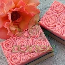 Rose Toilet Soap