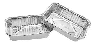 600ml Aluminum Foil Food Container