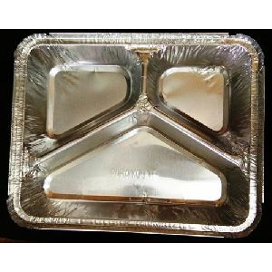Rectangular Aluminum Foil Food Container