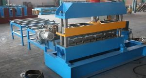 Metal Sheet Crimping Machine