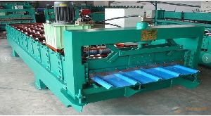 Triple Layer Roofing Sheet Machine