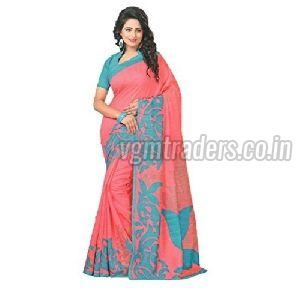 Fancy Cotton Saree