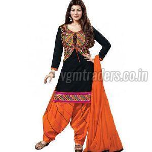 Ladies Fancy Patiala Suit