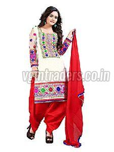 Ladies Party Wear Patiala Suit