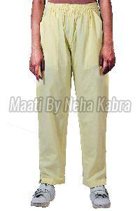Yellow Pant
