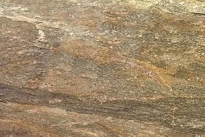 Designer Brown Granite Slab