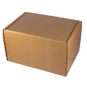 Brown Packaging Box