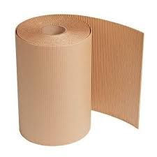 Plain Corrugated Roll