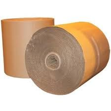 Two Ply Corrugated Roll