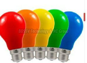 Coloured LED Bulbs