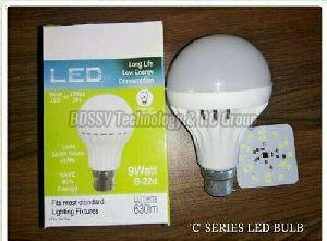 LED Plastic Bulbs