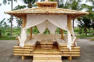 Bamboo Hut Construction Services