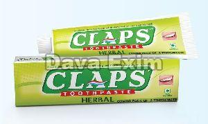 Claps Herbal Toothpaste