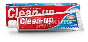 Clean-Up Whitening Toothpaste