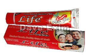 Life Gel Toothpaste