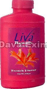 Liva Sandalwood Talcum Powder