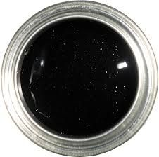 Top Coat Black Paint
