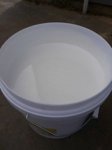 White Enamel Paint