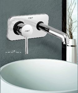 Wall Mounted Center Hole Basin Mixer (FL-130)