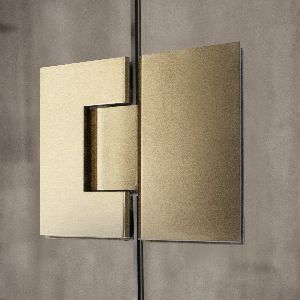 Brass Shower Hinge