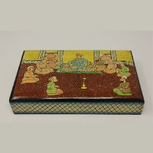 Decorative Flat Box