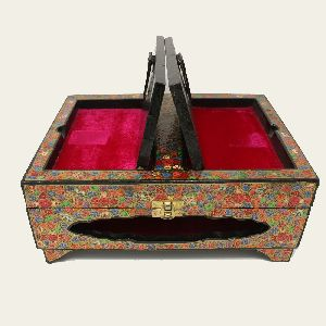 Holy Book Stand with Jewellery Box