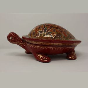 Tortoise Shape Box