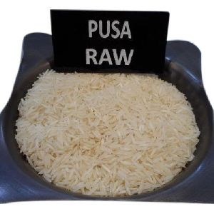 Pusa Raw Basmati Rice