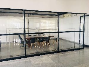 Aluminium Glass Partition