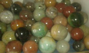 Agate Stone Ball