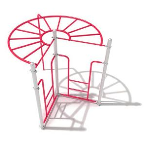 Arc Shape Playground Climber