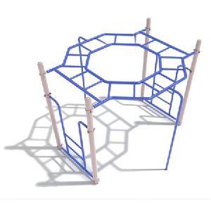 Freestanding Octagon Horizontal Climber